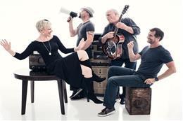 Jamie Marshall's Amplified Acoustic Band (UK) - Náhled