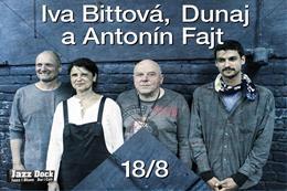Iva Bittová, Dunaj a Antonín Fajt - Náhled