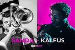Šanda - Kalfus Quintet - Náhled