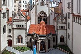 Maiselova synagoga v Praze - koncerty - Náhled