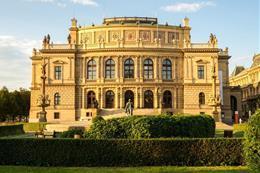 Komorní koncerty České filharmonie v Rudolfinu - Náhled